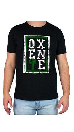 Camiseta OXENTE - Preta