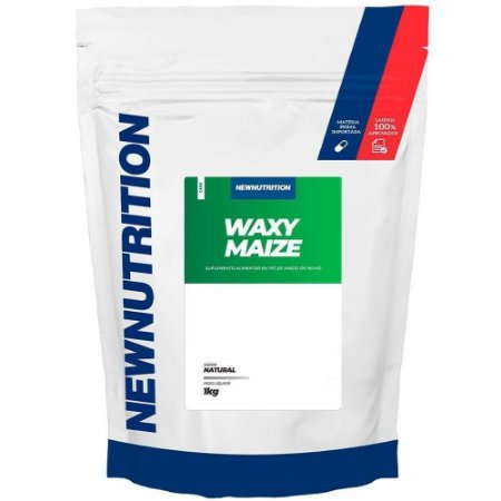 Waxy Maize 1kg New Nutrition