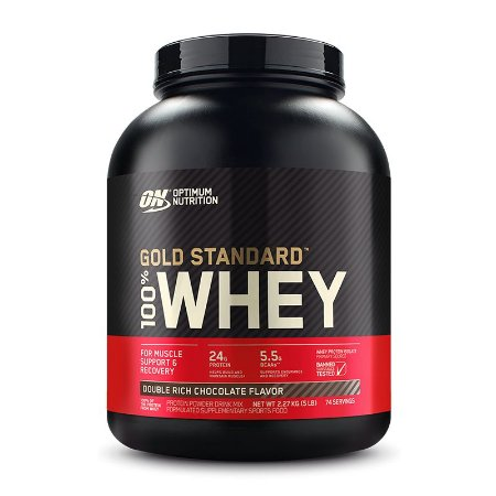 Whey Gold Standard 5lbs 2,27kg Optimum Nutrition