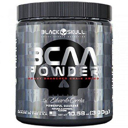 BCAA Powder Black Skull 300g