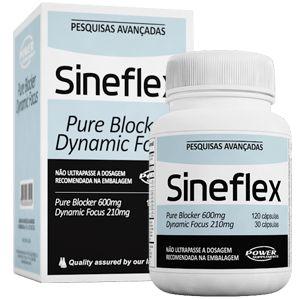 Sineflex 150 Cápsulas