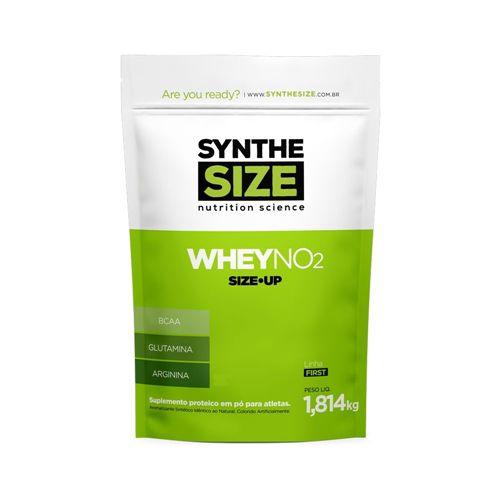 Whey NO2 Size Up 1.8kg - Synthesize