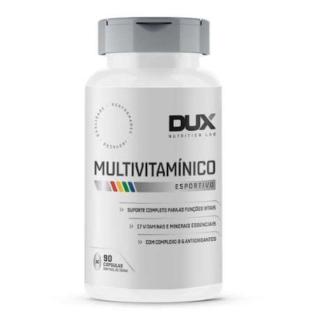 Multivitaminico 90 caps - Dux Nutrition