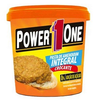 Pasta de Amendoim Power One 1kg