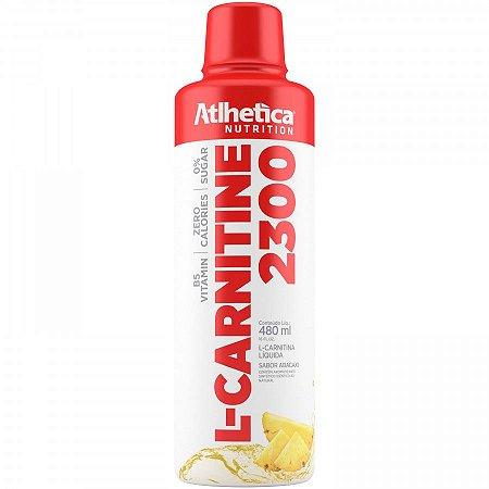 L-Carnitina 2300 960 ml Abacaxi - Atlhetica Nutrition