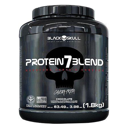Protein 7 Blend 1.8kg - Black Skull