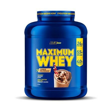 Maximum Whey Isolado - Blue Series - 2272g