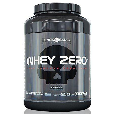 Whey Zero 900g Black Skull