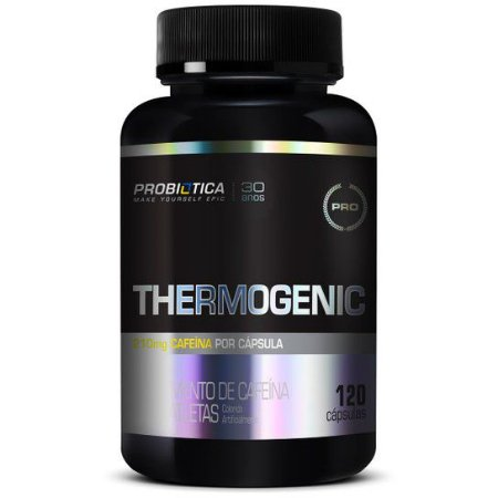 Thermogenic 200mg (120tabs) - Probiotica