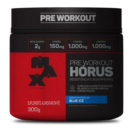 Hórus Pré Workout 300g - Max Titanium