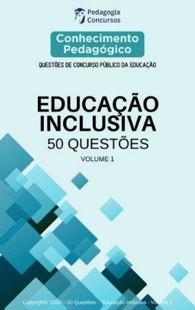 50 Questões sobre Educação Inclusiva - Volume 1