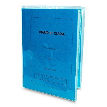 CAPA P/DIARIO DE CLASSE 254X322MM PVC  C/10