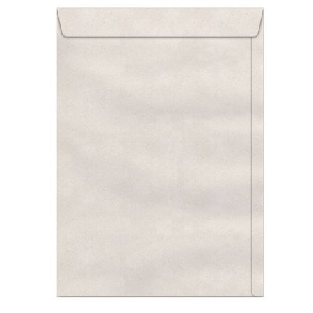 ENVELOPE SACO RECICLAD 240X340MM 34 75G C/100