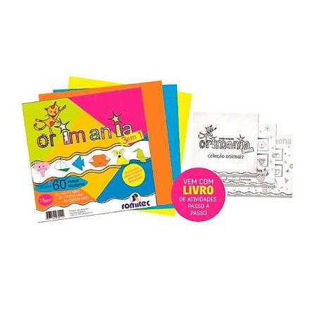 ORIMANIA 3 EM 1 60F + LIVRO ATIVIDADES