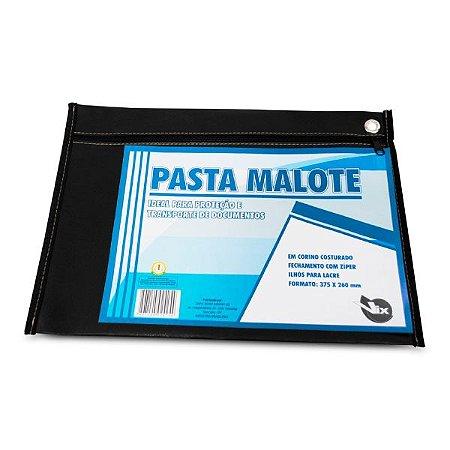 PASTA MALOTE PT COSTURADA GR 370X260MM