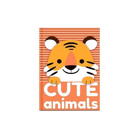 CAD 1/4 CD BROCHURINHA 96F CUTE ANIMALS