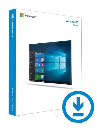 SISTEMA OPERACIONAL MICROSOFT WINDOWS 10 HOME – 32 / 64 BITS ESD – (DOWNLOAD)
