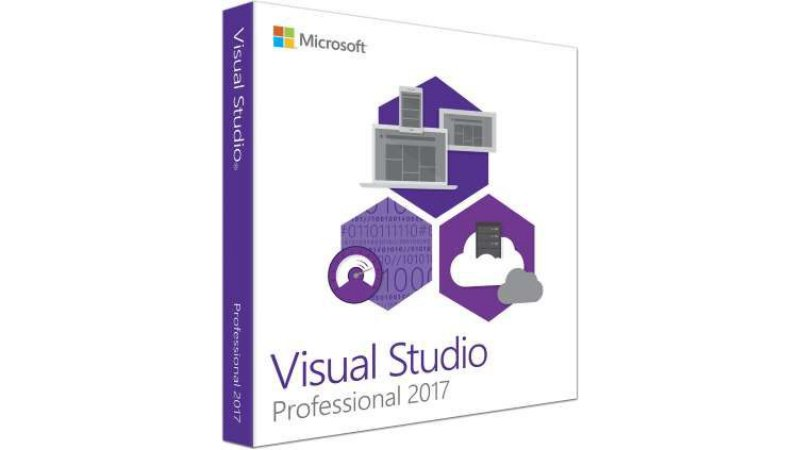 MICROSOFT VISUAL STUDIO PROFESSIONAL 2017 32/64 BITS - (DOWNLOAD)