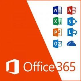 Office 365 (2016) 5 Pc Ou Mac -  Onedrive 1tb Skype 60m 1 Ano - ESD