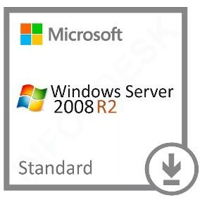 Windows Server 2008 R2 Standard - (Download)