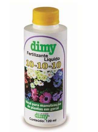 Fertilizante 10.10.10 líquido 120 ml