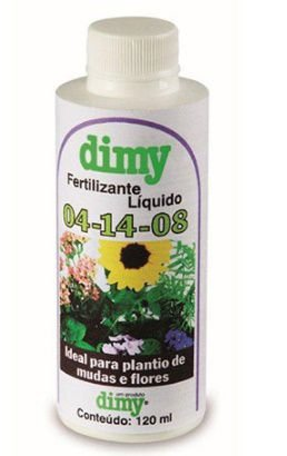 Fertilizante 04.14.08 Líquido (120 ml)