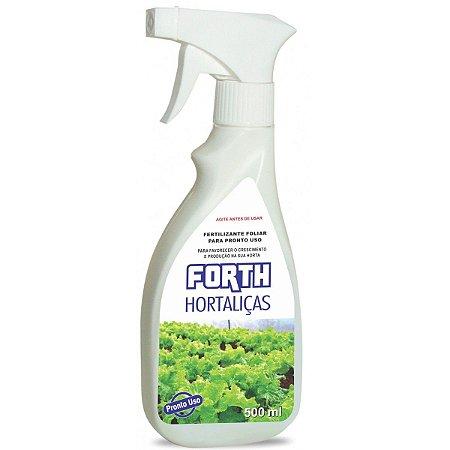 Fertilizante Hortaliças 500ml pulverizador