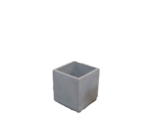 Vaso Caixa Quadrada (50 x 50 cm)