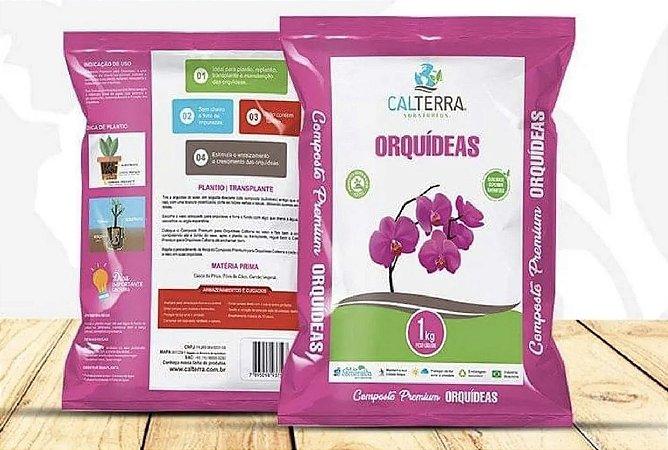 Substrato Orquídeas (1 kg)