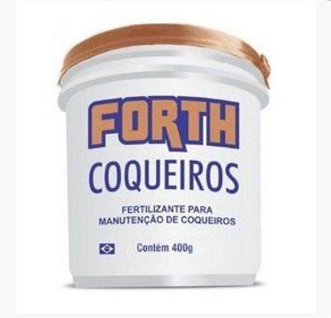 Fertilizante Forth Coqueiros - 400 g