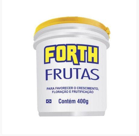 Fertilizante Forth Frutas - 400 g
