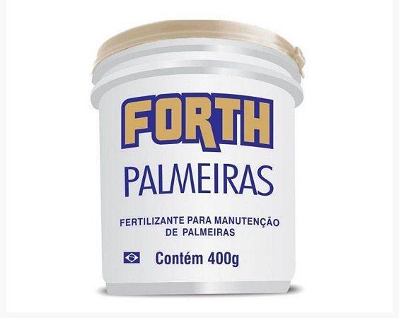 Fertilizante Forth Palmeiras - 400 g