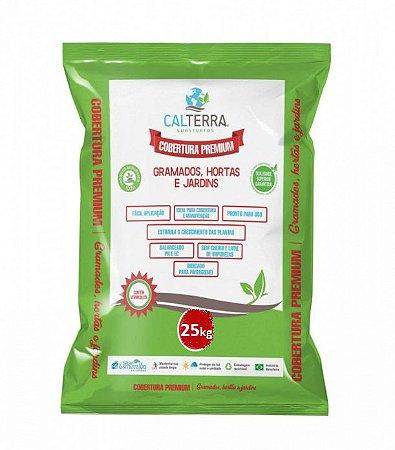 Substrato Cobertura Premium 25kg