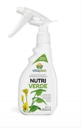 Fertilizante Foliar Pronto para Uso Nutriverde - 500 ml