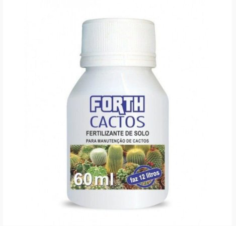 Fertilizante Forth Cactos - 60 ml