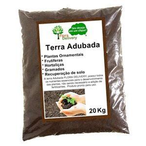 Terra Adubada  20 kg