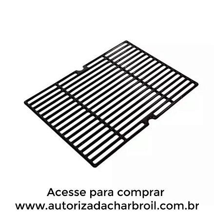 Grelha aço Gusa - DESIGN BR
