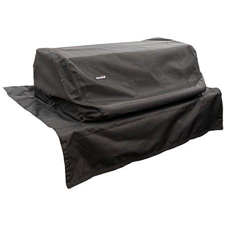 Capa proteção Char-Broil - modelo de embutir