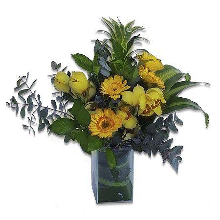 Assinatura de Flores FQ - Pequeno