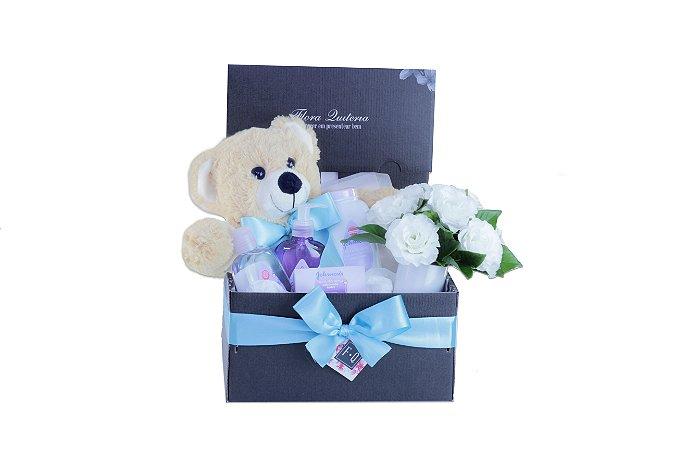 Maternidade Urso Teddy Boy Noturno