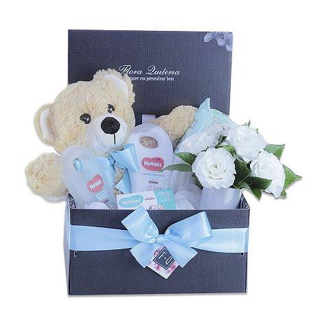 Maternidade Urso Teddy Boy Huggies