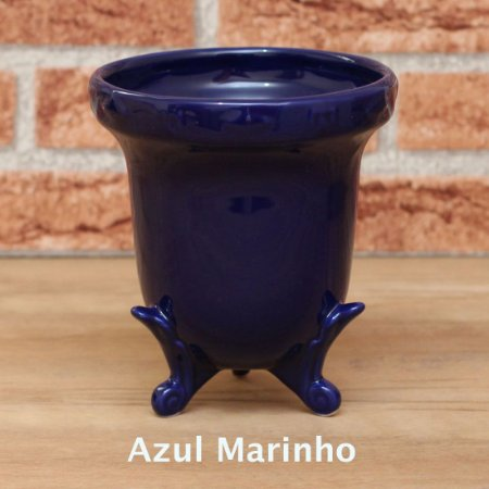 Vaso Realeza - Azul Marinho