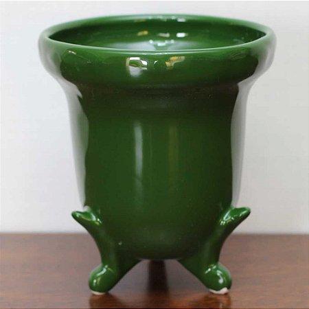 Vaso Realeza - Verde Escuro