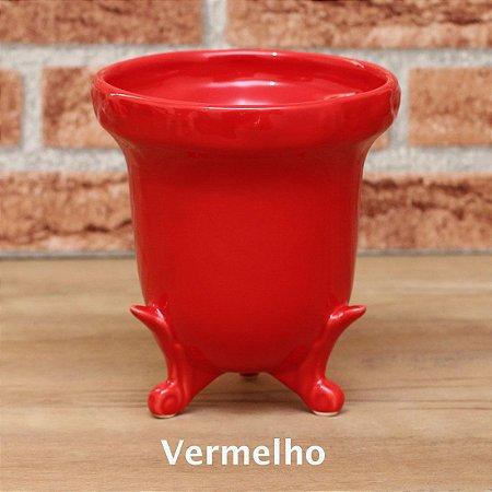 Vaso Realeza - Vermelho