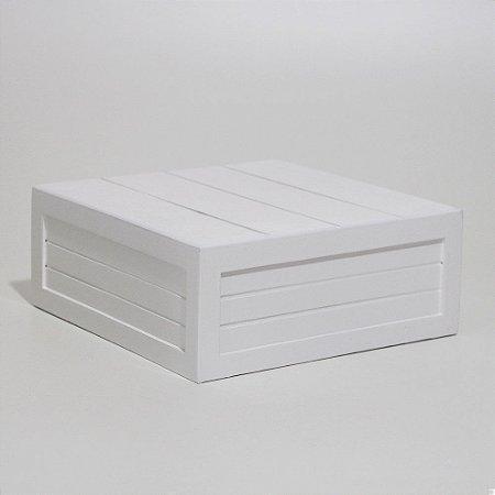 Caixa em MDF - Branco