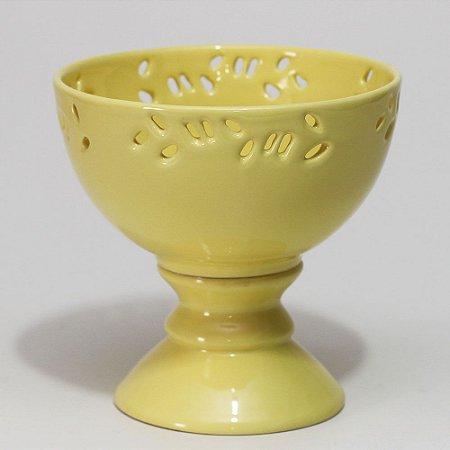 Bomboniere Veneza Amarelo Claro (18x18cm)