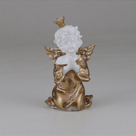 Anjo Delicado - Dourado