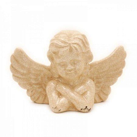 Anjo Amoroso em Louça