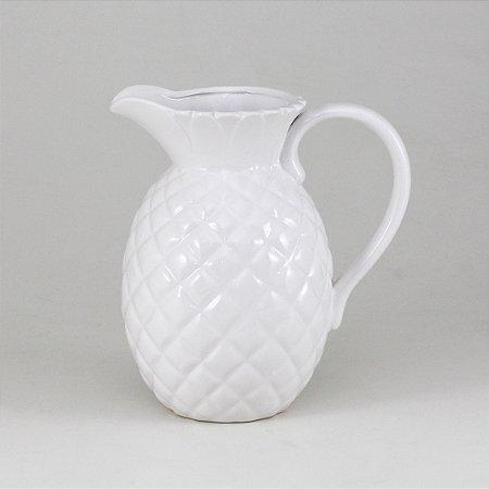 Jarra Abacaxi em Cerâmica