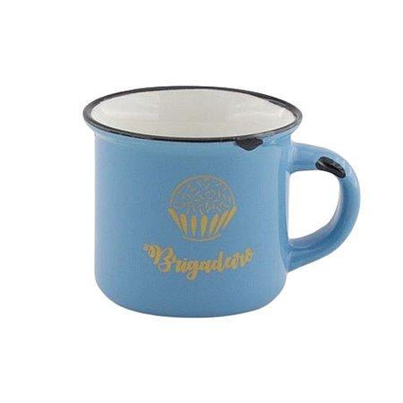 Caneca Brigadeiro - Azul